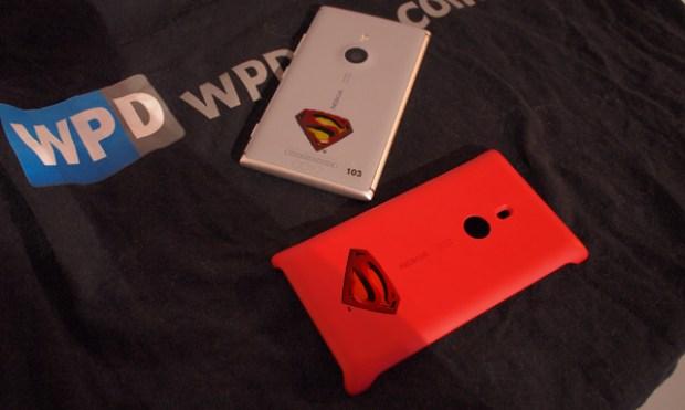 Nokia Lumia 925 edición superman