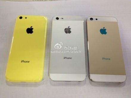 iPhone 5S iphone lite colores