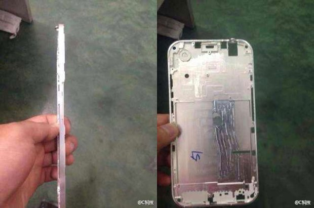 iphone seis chasis