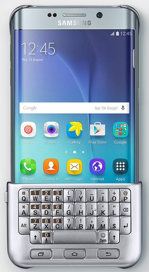 Galaxy S6 Edge Plus teclado