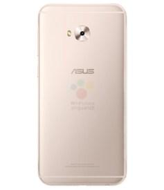 ASUS Zenfone 4 Selfie Pro dorado 3
