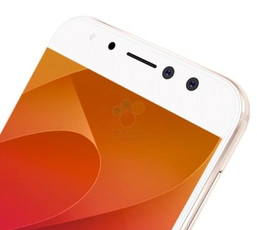 ASUS Zenfone 4 Selfie Pro dorado 8