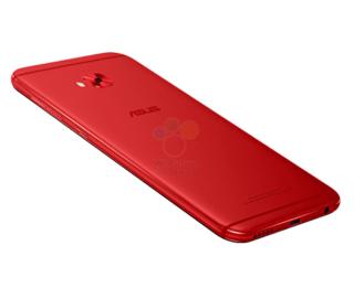ASUS Zenfone 4 Selfie Pro rojo 6
