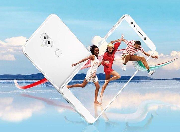 Asus ZenFone 5 Lite filtrado con doble cámara dual y pantalla Full HD+