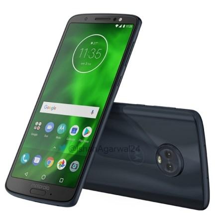 Motorola Moto G6 indigo 3