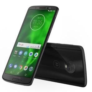 Motorola Moto G6 negro 3