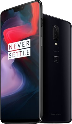 OnePlus 6 Mirror Black 1