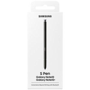 Creion S-Pen Samsung Galaxy Note 10 N970 / Galaxy Note 10+ N975 EJ-PN970BBEGWW negru