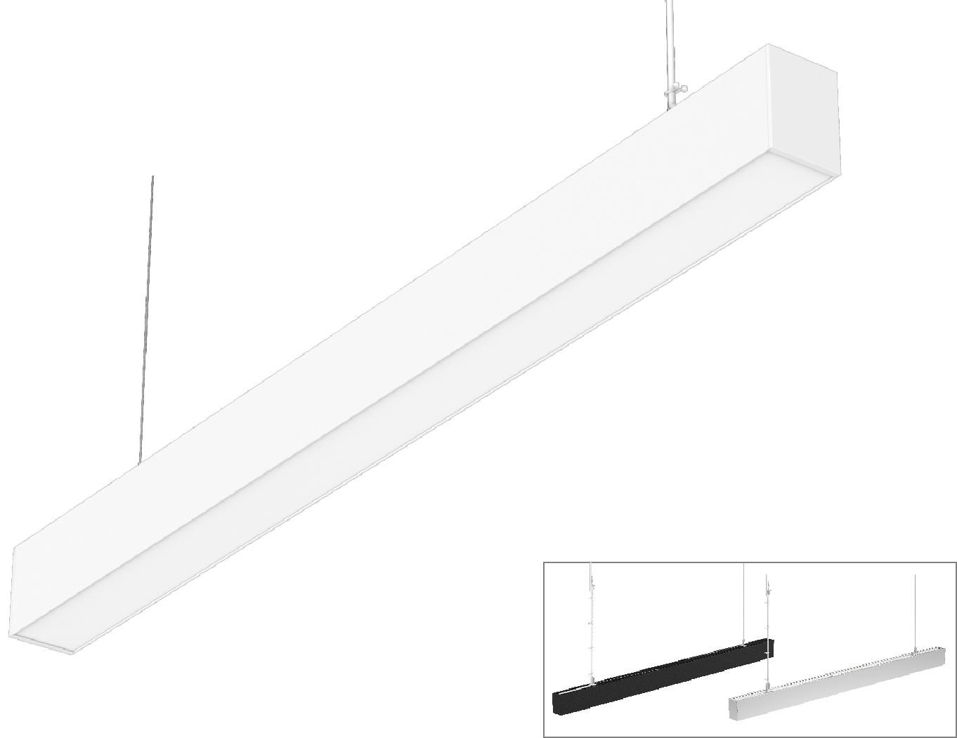Led Linear Light Sl In Single Run