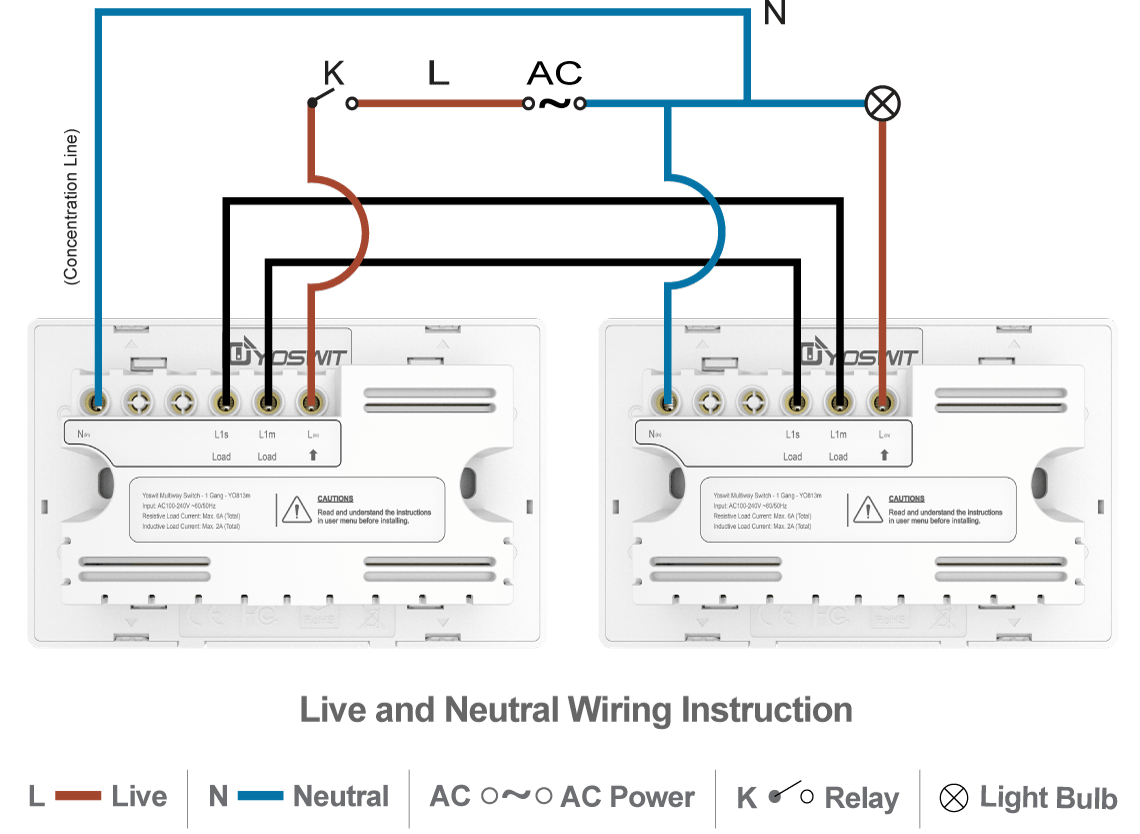 Smart 3 Way Switch