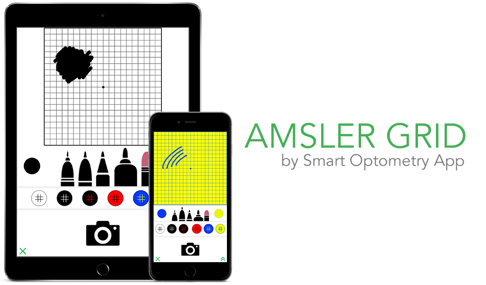 Amsler Grid Smart Optometry