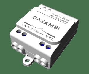 Module CBU-ASD Casambi Dali 0-10V ou relais