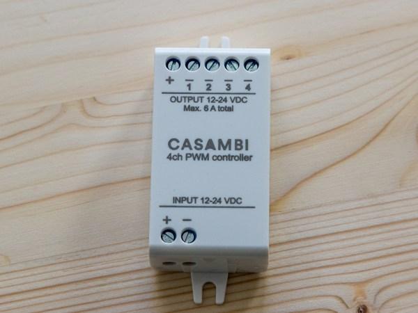 CBU-PWM4 Casambi
