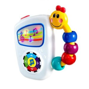 Toys for hearing impaired children
