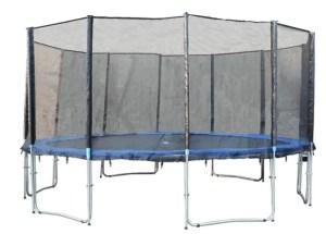 Bounciest trampoline