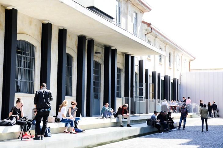 Fondazione Prada, Nicola Bramigk
