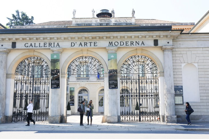 Galleria D'arte Moderna, Nicola bRAMIGK