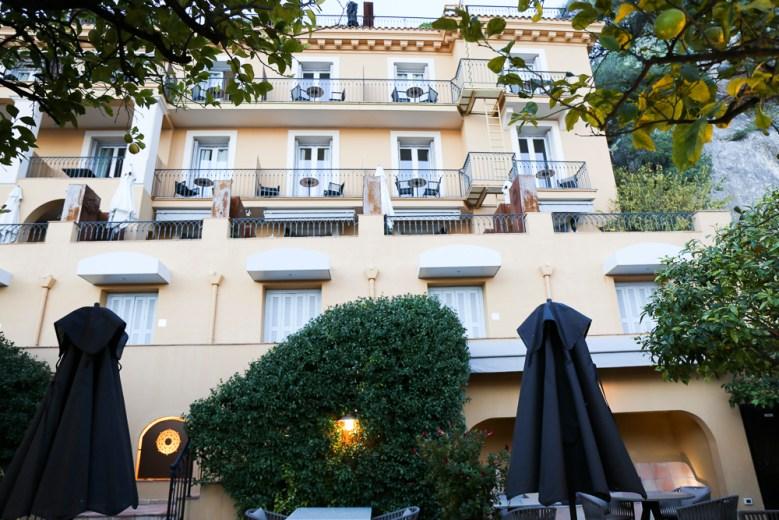 Hotel La Perouse, Nicola Bramigk