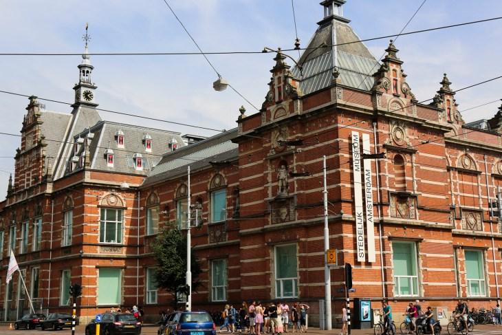 Stedelijk Museum, Nicola Bramigk