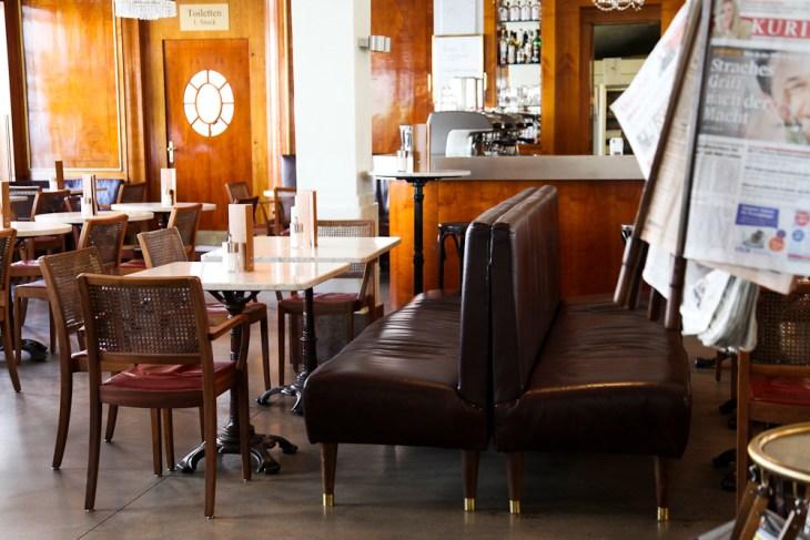 Cafe Bazar, Nicola Bramigk