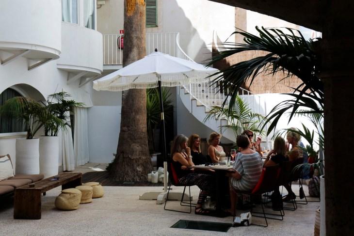 Hotel Puro, Nicola Bramigk