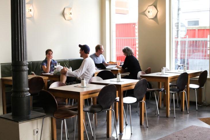 Cafe Knuth, Nicola Bramigk