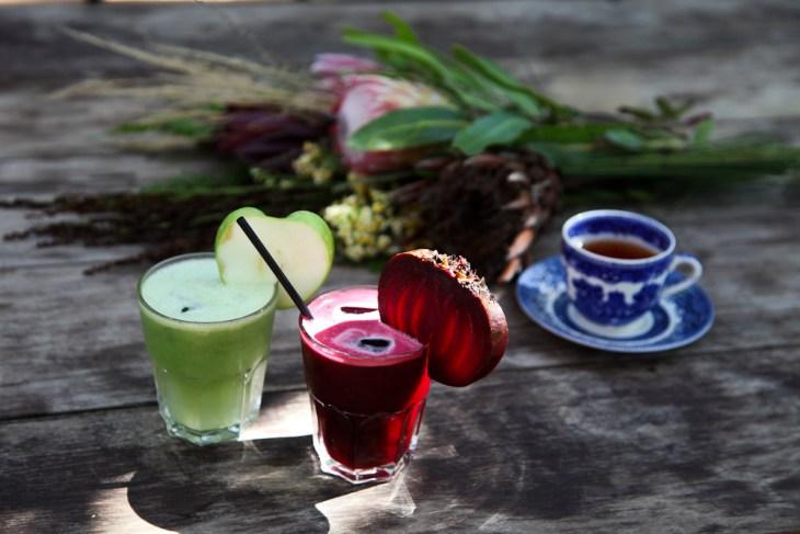 """Organic beauty …..kochen und gärtnern auf """"der"""" Farm in Südafrika"""