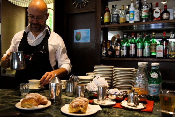Caffe Piansa, Nicola Bramigk