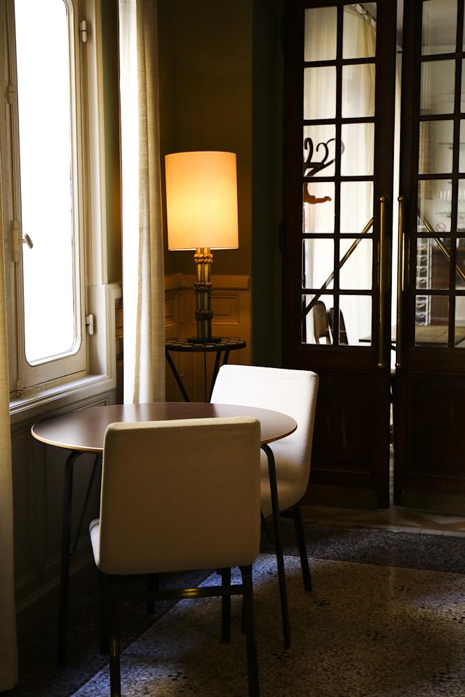 Grand Hôtel Nord-Pinus, Nicola Bramigk