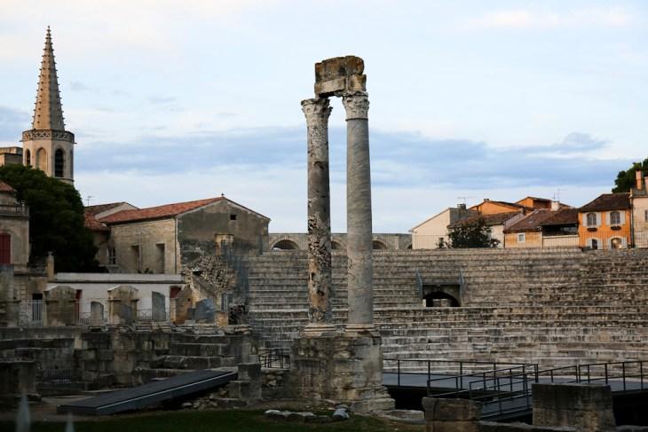 Les Arèrens d'Arles