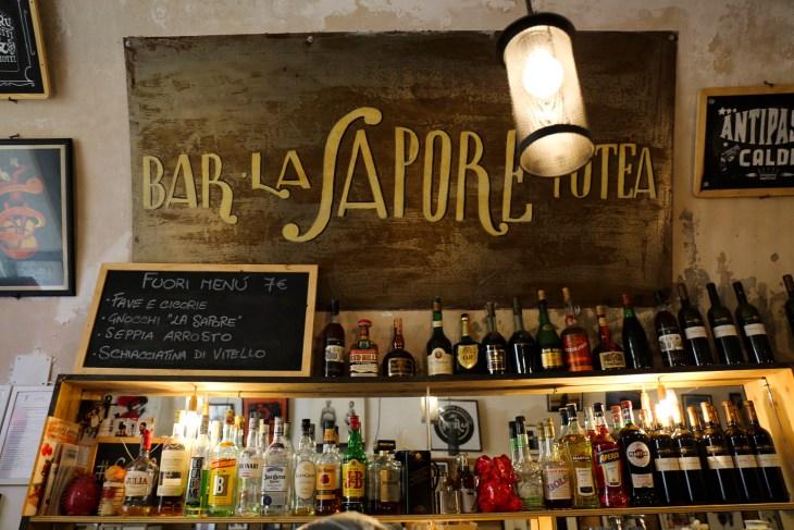 Bar La Sapore, Nicola Bramigk