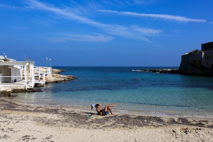 Spiaggia di Porto Ghiacciolo, Nicola Bramigk