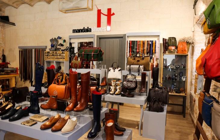 Mandala Shoes, Nicola Bramigk