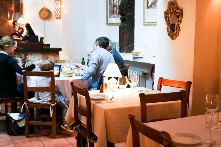 Restaurante Es Moli, Nicola Bramigk