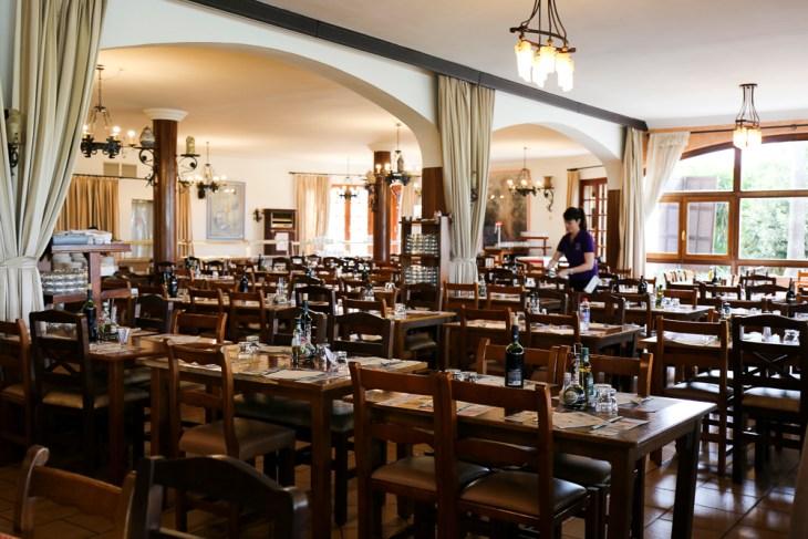 Restaurante Ses Torres, nicola Bramigk