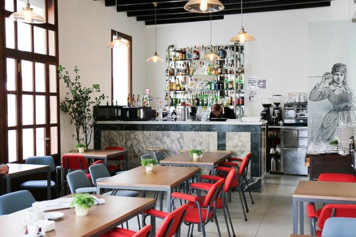 Melassa Café, Nicola Bramigk