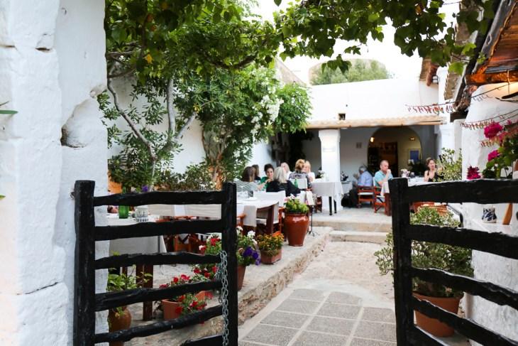 Restaurant Can Berri Vell, Nicola Bramigk
