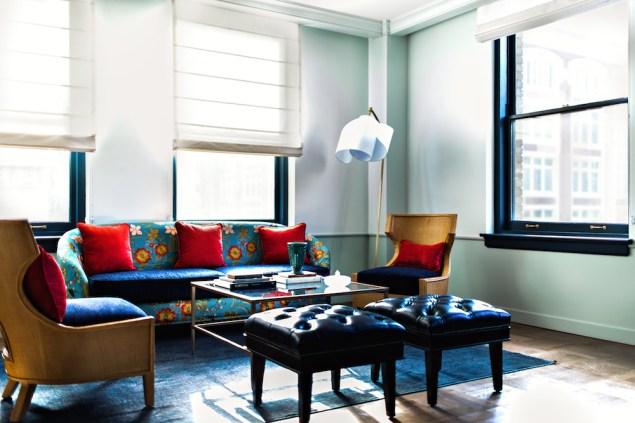 Corner Suite 1 - Benoit Linero
