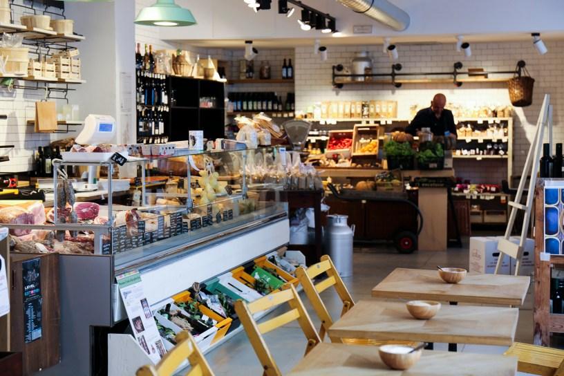 Local Bottega Alimentare, Nicola Bramigk
