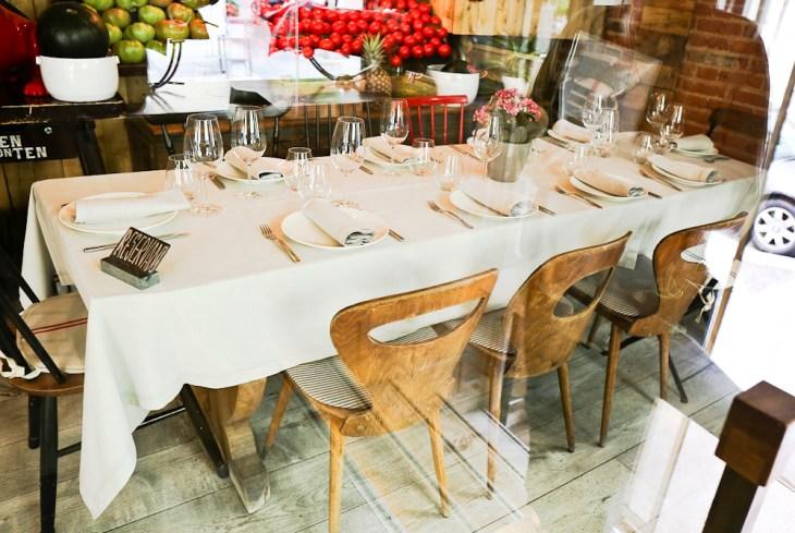 Restaurante Ten Con Ten, Nicola Bramigk