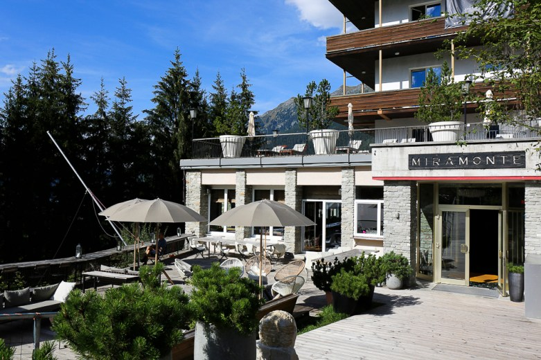 Hotel Miramonte, Nicola Bramigk