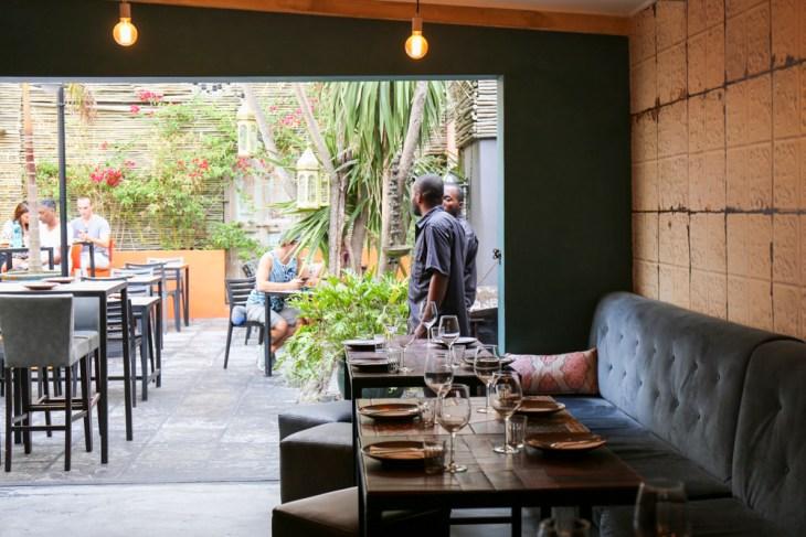 Thali Restaurant, Nicola Bramigk