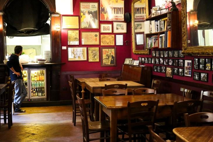 Antico Caffé Boglione, Nicola Bramigk