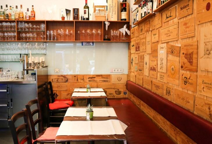 Bar dell'Osteria, Nicola Bramigk