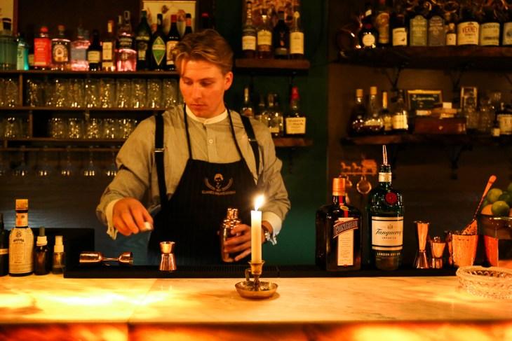 Elianes Speakeasy Bar, Nicola Bramigk