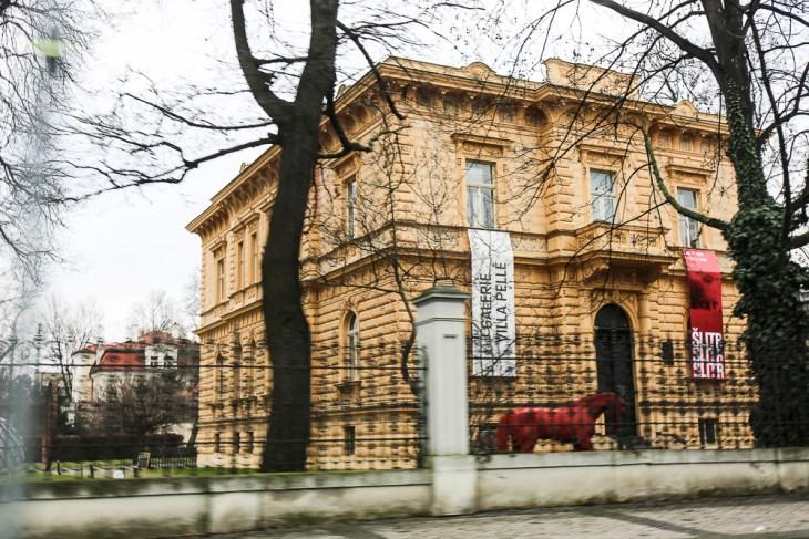 Galerie Villa Pelle, Nicola Bramigk