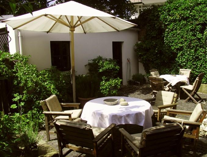 20180112-Hotel Haus Norderney - Garten
