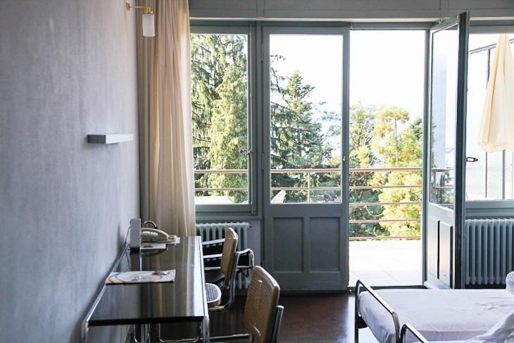 Hotel Monte Verita, Nicola Bramigk