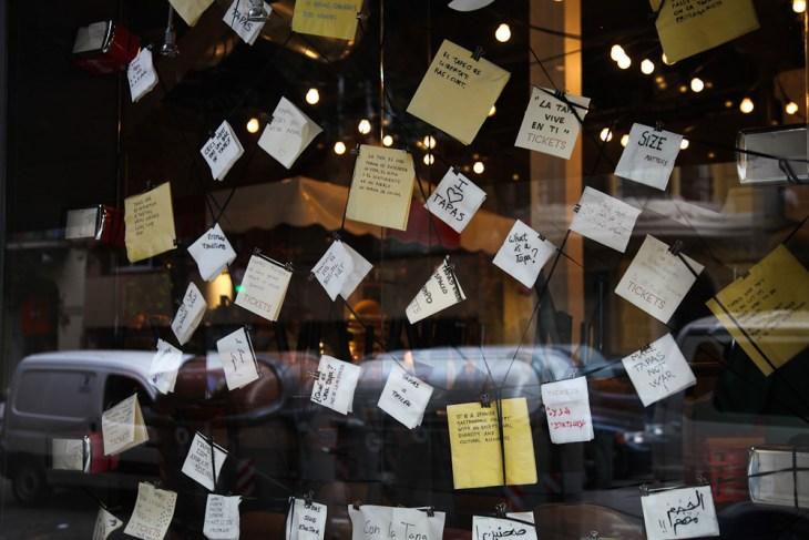 Ticket Bar, Nicola Bramigk, Barcelona
