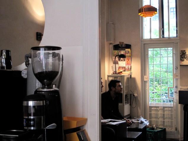 Kaffee Vinyl